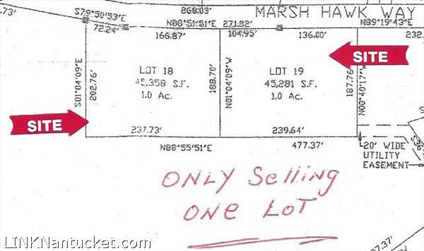 6 or 8 Marsh Hawk Lane