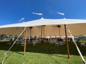 Annual Town Meeting Tents