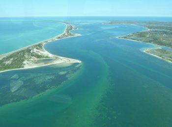 Aerial Photo of Natnucket Harbor