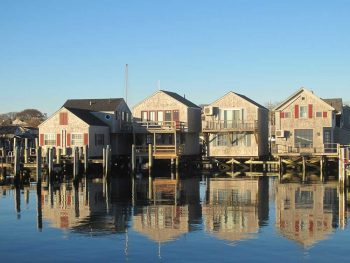 Cottages on Wharf