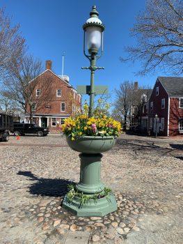 Nantucket Main St. Fountain