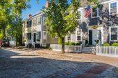 Upper Main Street Nantucket